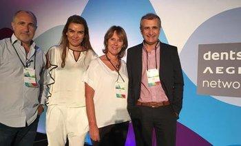 <p>Gonzalo Suárez, Claudia Colaferro, Laura Clavera, Álvaro Suárez</p>