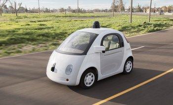 El auto autónomo de Google ya está siendo probado en Estados Unidos. <br>