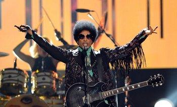 Prince, en vivo en 2013 en Las Vegas, Nevada