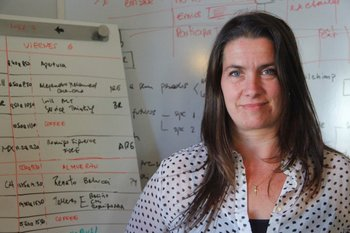 La directora ejecutiva de Marketing Tech, Alejandra Pradere