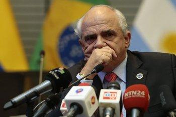 <p>Samper fue el último secretario general del organismo. Abandonó el cargo en enero de 2017 y todavía no lograron designar un sustituto por falta de acuerdo</p>