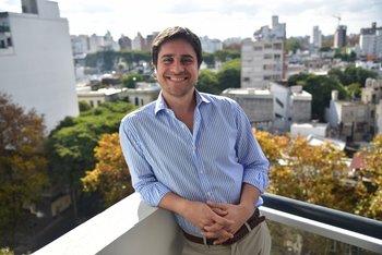Alan Kind fue el encargado de las negociaciones en el proceso de compra-venta por KidBox