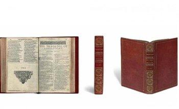 La publicación de la recopilación es del año 1623<br>