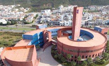 Sede de la escuela de negocios Egade del Tec de Monterrey, la universidad ganadora del ranking<br>