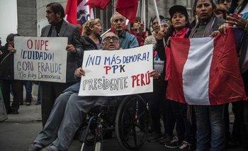 AFP / ERNESTO BENAVIDES