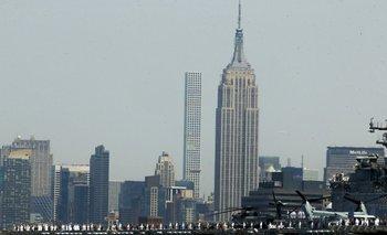 Nueva York, el pasado mes de mayo