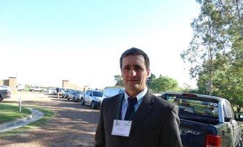 <div><br></div><div>El presidente del Centro Médico Veterinario de Paysandú, Lauro Artía, destacó los desafío del sector</div>