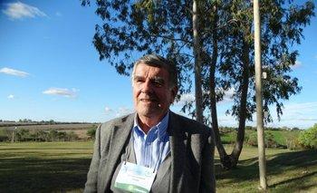 Director general de los Servicios Ganaderos, Francisco Muzio.