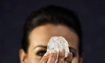 <i>Lesedi la Rona</i>: el segundo diamante más valioso del mundo.<br>