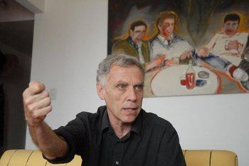 Francisco Panizza (foto de archivo, tomada en 2007)<br>