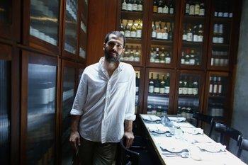 El chef de Estela, Ignacio Mattos<br>