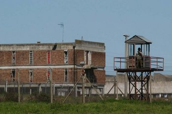 Comcar: la cárcel con más población reclusa