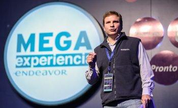 <b>Joaquin Morixe, director ejecutivo de Endeavor Uruguay</b><br>