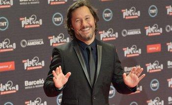 El músico y actor argentino Diego Torres