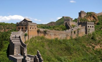 La Gran Muralla en China