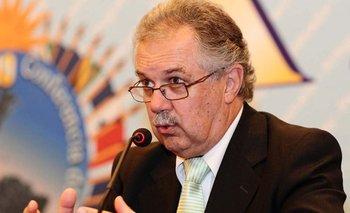 Ministro de Defensa, Jorge Menéndez