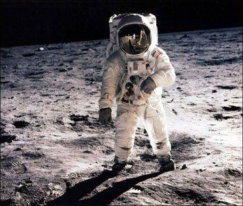 La llegada del hombre a la Luna en el año 1969 sigue dando de que hablar.<br>