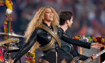 El show de medio tiempo de Beyoncé en el Super Bowl despertó la molestia de la policía estadounidense<br>