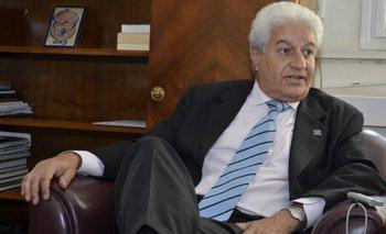 El presidente de la Cámara de Comercio, Carlos Perera, criticó al gobierno