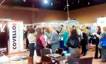 El congreso reunió a unas 30 empresas y a 25 expositores de Uruguay y Argentina<br>