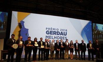 Todos los ganadores en la edición 33 del Premio Gerdau - Mejores de la Tierra<br>