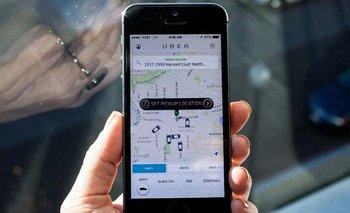 La app cambió las exigencias sobre los vehículos.