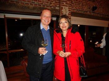 Celso Domínguez y Zulma Ortas de Domínguez