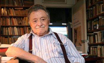 Benedetti falleció el 17 de mayo del año 2009<br>