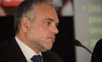 Subsecretario de Relaciones Exteriores José Luis Cancela