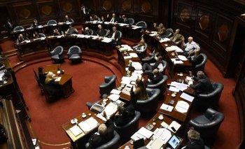 El Senado sesiona este jueves