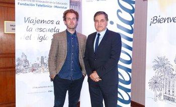 Alfredo Hernando Calvo y José Pedro Derrégibus