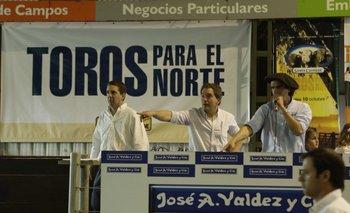 El remate se realizó con la conducción del escritorio José A. Valdez u Cía<br>