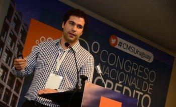 Iván French, gerente general de Uber en Uruguay