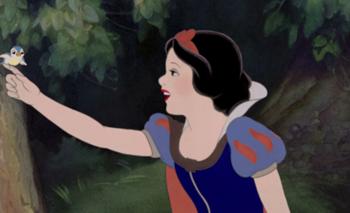 <i>Blancanieves y los siete enanitos</i> fue estrenada en 1937<br>