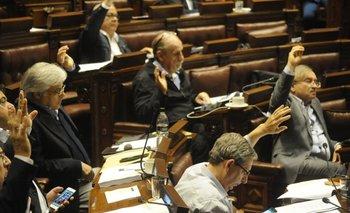 El Parlamento uruguayo es el único de América que no cuenta con voto electrónico