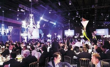La Gala Endeavor se realizará en el Salón Los Robles del Latu