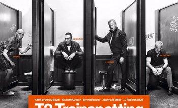 Afiche promocional de <i>T2: Trainspotting</i>