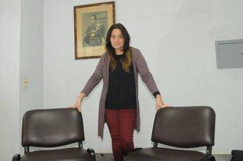Nathalie Noechwicz, magister en mediación y mediadora