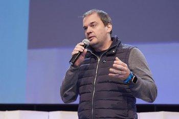 Copresidente y CCO de la agencia brasileña Africa, Sergio Gordilho