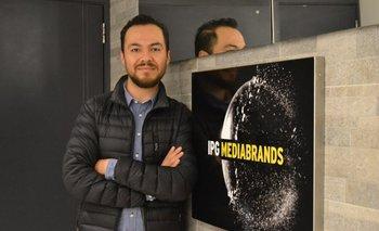 Jorge Chávez de Cadreon (IPG Mediabrands)<br>