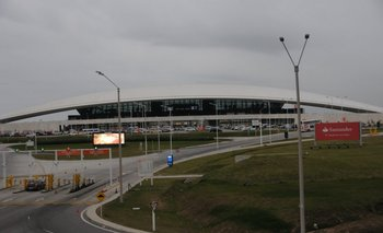 <b>Aeropuerto de Carrasco </b>