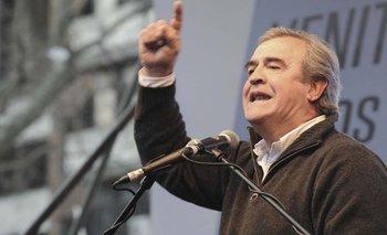 El líder de Alianza Nacional pidió madurez a la oposición. L.Carreño