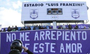 Los hinchas de Nacional tendrán más espacio en el Franzini. N.Garrido