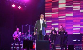 Ricardo Montaner cantó sus clásicos y el show le resultó un éxito