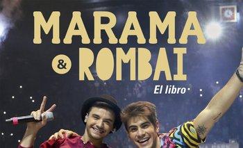 Portada de <i>Márama & Rombai El libro</i>