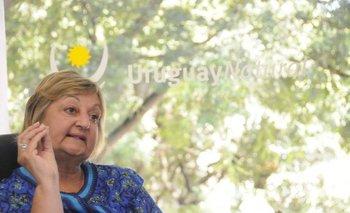La ministra apuesta fuerte a  la promoción en el país norteño.  N. Garrido
