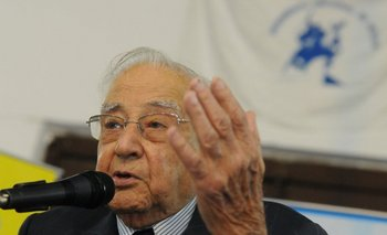El exsenador blanco Carlos Julio Pereyra