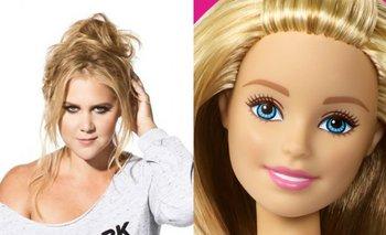 La comediante y actriz Amy Schumer será la muñeca Barbie en una película de los estudios Sony