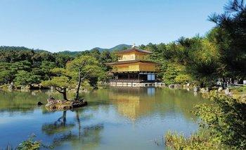 Kinkakuji, el templo dorado