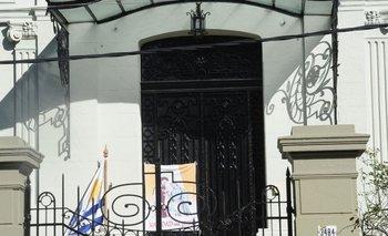 La casa de Tabaré Vázquez también luce una balconera